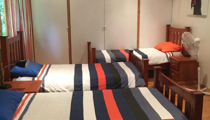 Third Bedroom (five single beds)